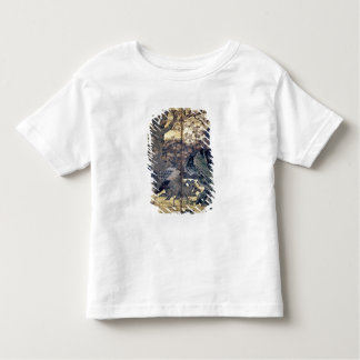Birds and Flowers of the Four Seasons Toddler T-Shirt