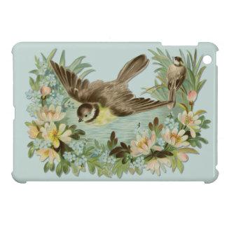 Birds at Summer Pond iPad Mini Cover