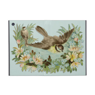Birds at Summer Pond iPad Mini Covers