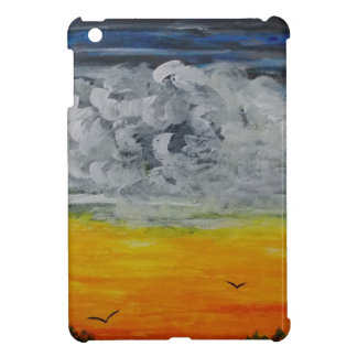 Birds at sunrise iPad mini covers
