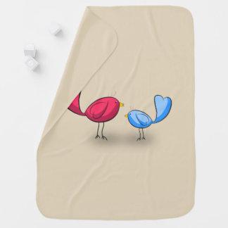 Birds Baby Blanket