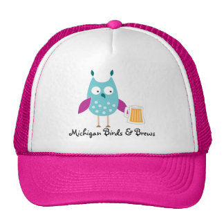 Birds & Brews Baseball Hat