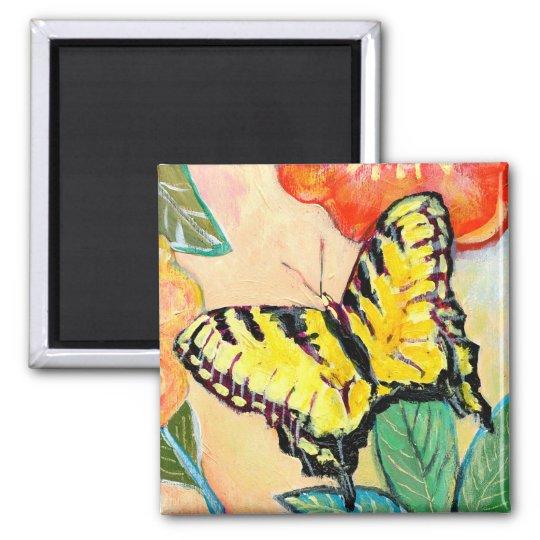 Birds & Butterfiles No 11 Magnet