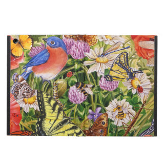 Birds,Butterflies iPad Air Case No Kickstand