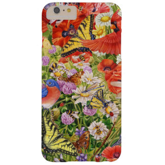 Birds,Butterfly iPhone 6/6S Plus Barely There Case