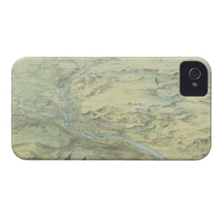 Bird's Eye View of Cairo iPhone 4 Case-Mate Case