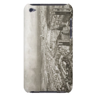 Bird's Eye View of London from Westminster Abbey, iPod Case-Mate Case