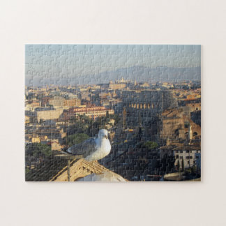 Bird's Eye View Of Roma -- puzzle
