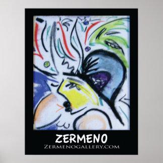 Birds Eye View Poster by Zermeno