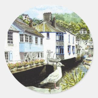 'Bird's Eye View'  Sticker