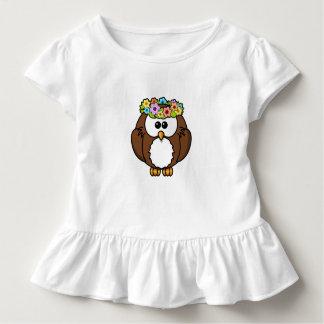Birds Flowers Toddler T-Shirt