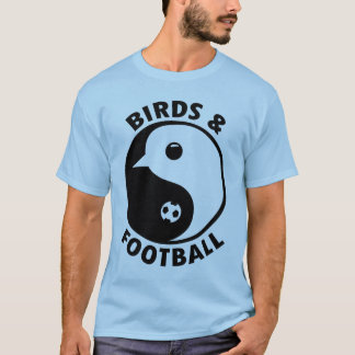Birds & Football T-Shirt