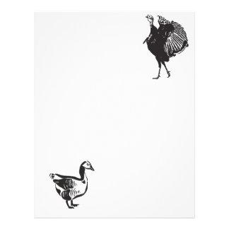 birds for sale 21.5 cm x 28 cm flyer