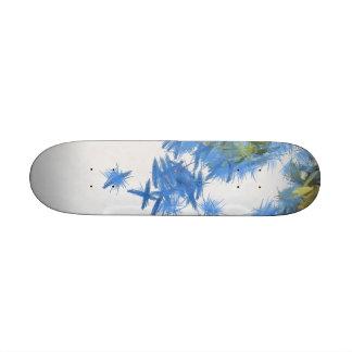 Birds in abundance 20.6 cm skateboard deck