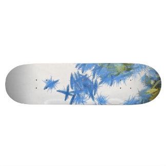 Birds in abundance 21.3 cm mini skateboard deck