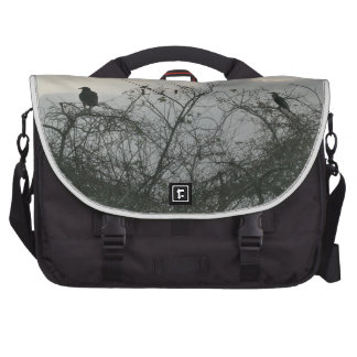 Birds In The Storm Bag For Laptop