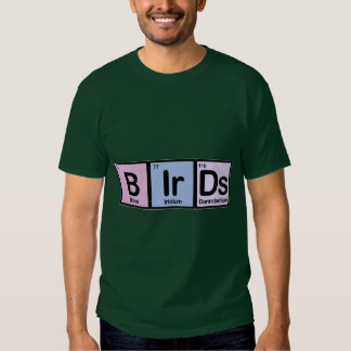 Birds made of Elements Shirts