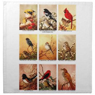 Birds Napkin