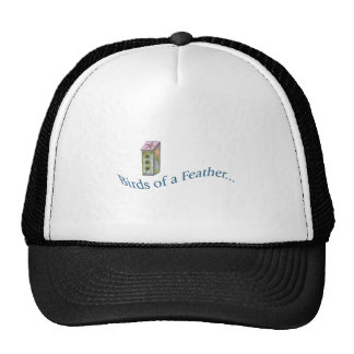 BIRDS OF A FEATHER HATS