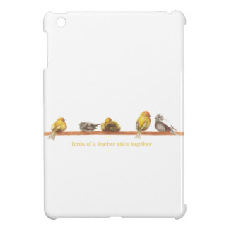 Birds of a Feather Cover For The iPad Mini