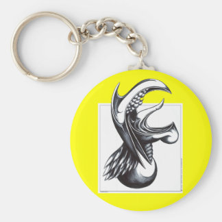 Birds of a Feather Keychain