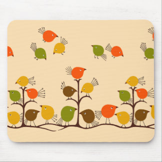 Birds of a Feather Mouse Mat