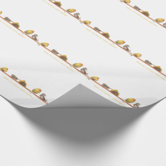 Birds of a Feather Wrapping Paper