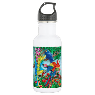 Birds of Paradise 532 Ml Water Bottle