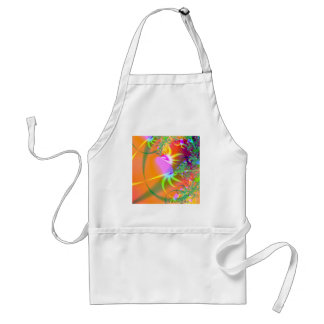 Birds of Paradise (A) Standard Apron