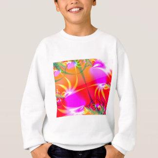 Birds of Paradise (B) Fractal Design Sweatshirt
