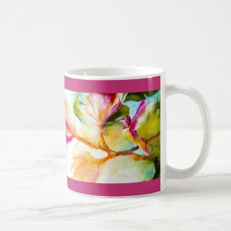 Birds of Paradise Hummingbird Print Coffee Mug