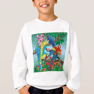 Birds of Paradise Sweatshirt