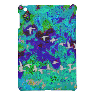 birds of paraduse iPad mini case