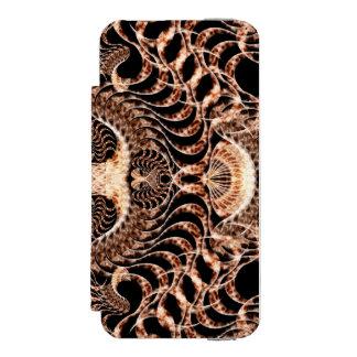 Birds of Prey Mandala Incipio Watson™ iPhone 5 Wallet Case
