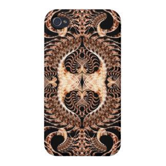 Birds of Prey Mandala iPhone 4/4S Cases