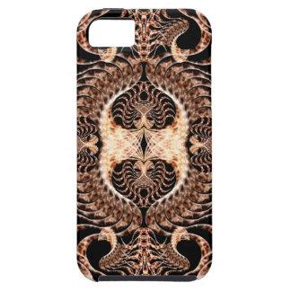 Birds of Prey Mandala iPhone 5 Case