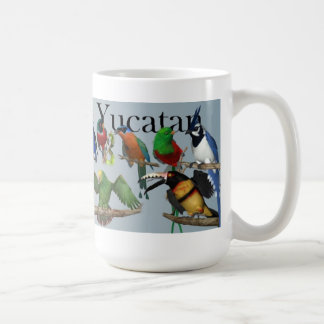 Birds of the Yucatan Mug