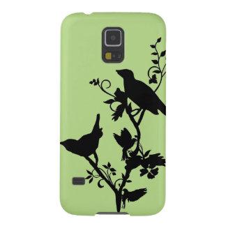 Birds on Branches - Unique Samsung Case