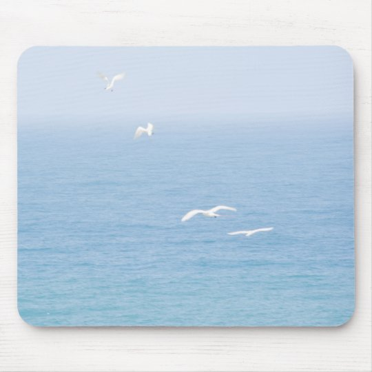Birds over the Ocean Mouse Mat