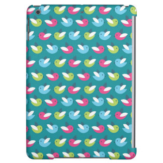 Birds pattern Blue