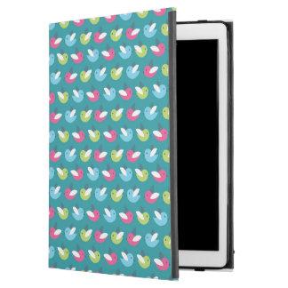 "Birds pattern Blue iPad Pro 12.9"" Case"