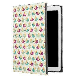 "Birds pattern iPad pro 12.9"" case"
