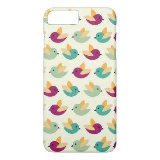 Birds pattern iPhone 8 plus/7 plus case