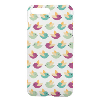Birds pattern iPhone 8 plus/7 plus case