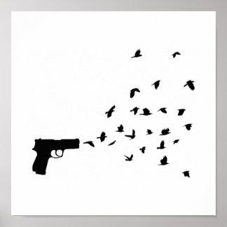 birds posters