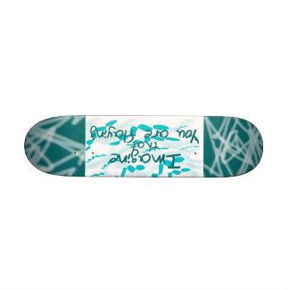 birds skate board