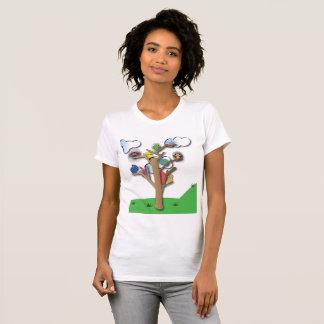 Birds that Flock Together T-shirt