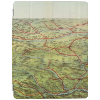 Birdseyes View Great Plains iPad Cover