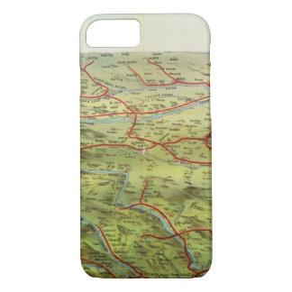 Birdseyes View Great Plains iPhone 8/7 Case