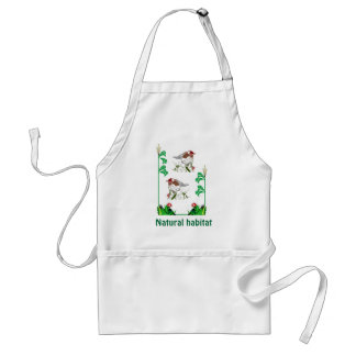 Birdwatchers delight standard apron